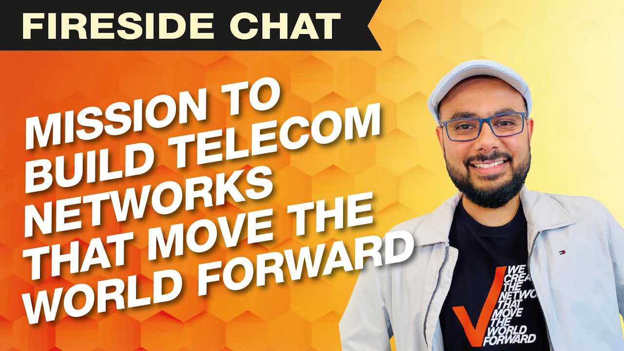 Mission to Build Telecom Networks that Move the World Forward