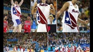THROW BACK! Puerto Rico Vs USA Atenas 2004 Greatest Puerto Rico Game Ever