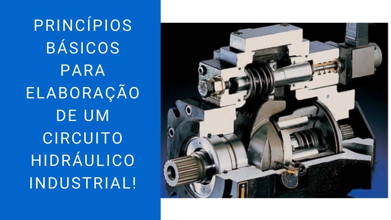 Circuito Hidraulico Basico : Como montar seu primeiro circuito hidráulico industrial