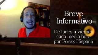 Breve Informativo - Noticias Forex del 21 de Septiembre del 2017