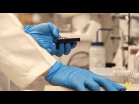 Nerve Agent Detection Sensor