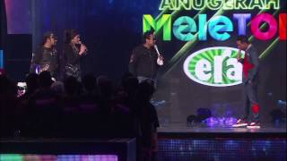 Anugerah MeleTOP Era 2015 - Throwback #AME2015 - Awie & Erra Fazira