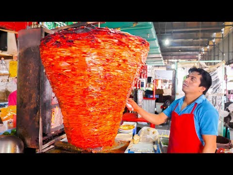 Monster Street Food in Mexico