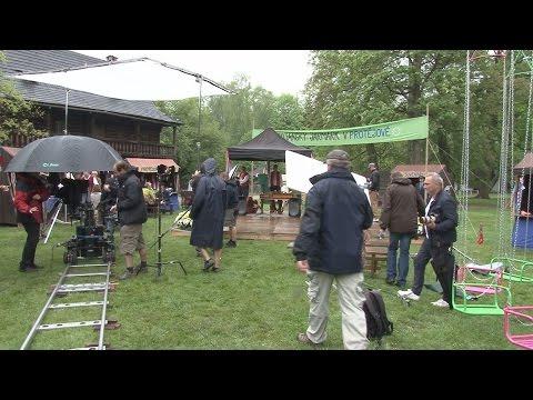 V Rožnově se natáčely další díly seriálu Doktor Martin