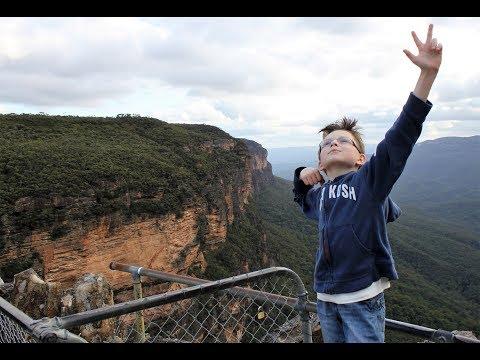 AUSTRALIA The Blue Mountains