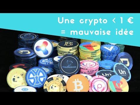 Pourquoi le prix d'une crypto-monnaie ne veut rien dire ?