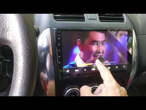 Suzuki SX4 Android автомагнитола