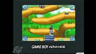 Medabots AX: Metabee Version Game Boy Gameplay