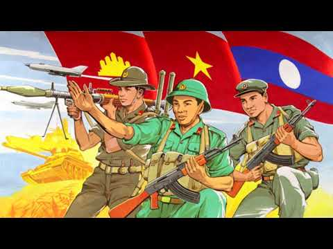 Campuchia - Việt Nam - Lào Samaki | Kampuchea - Vietnam - Laos Unity