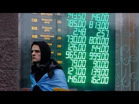 Ukraine's economy keeps GDP at half EU's poorest