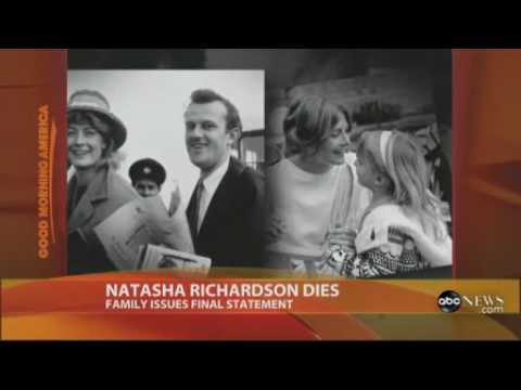 Remembering Natasha Richardson : 19632009