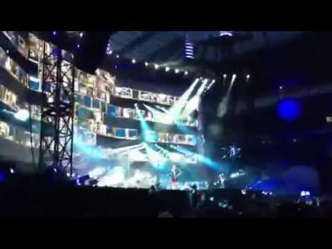 Muse - The 2nd Law World Tour - Stockholm Syndrome