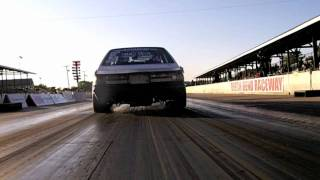 nmra all ford drag racing