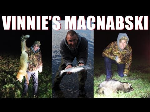 Fieldsports Britain - Vinnie Jones's Russian Macnab + ferreting + deerstalking   (episode 156)