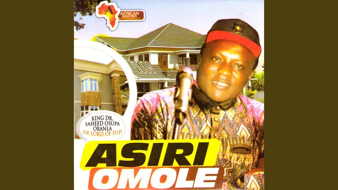 Download Asiri Omole