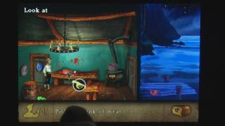 The Secret of Monkey Island Special Edition iPhone Gameplay Video Review - AppSpy