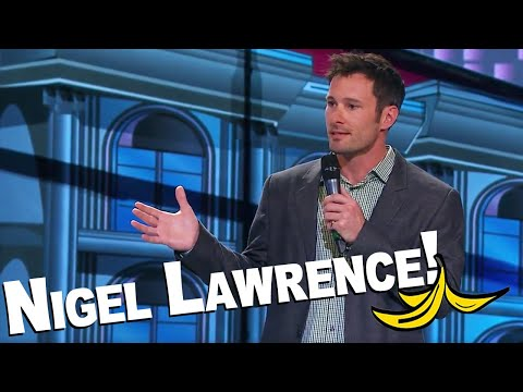 Nigel Lawrence - Winnipeg Comedy Festival