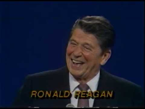 Ronald Reagan's Acceptance Speech at Republican National Con