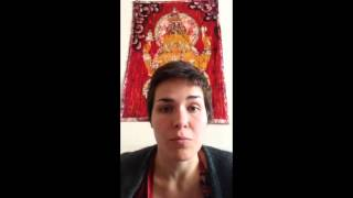 Yoga Teacher Training Testimonial Emilia Wersig