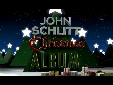 John Schlitt: Get Ready to Enjoy Christmas Music in a Whole New Way!
