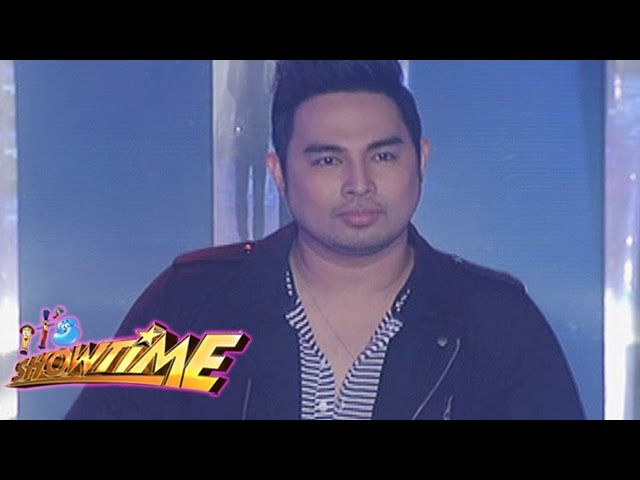 It's Showtime Singing Mo 'To: Jed Madela sings 'I Don't Want To Miss A Thing'