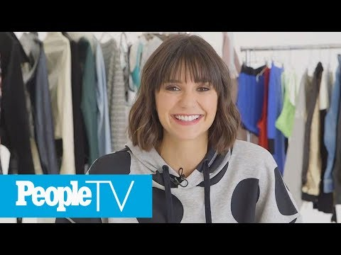 Nina Dobrev Shares Her Warning To Anyone Thinking About Getting Bangs  PeopleTV