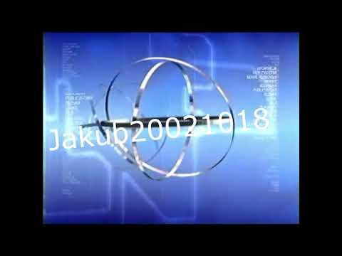 Polsat Ident (blue - 2005) Has A Sparta Remix