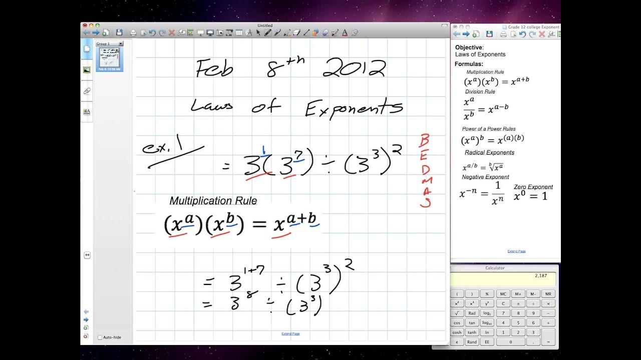 Math Worksheets For Grade 10 Applied Proga Info