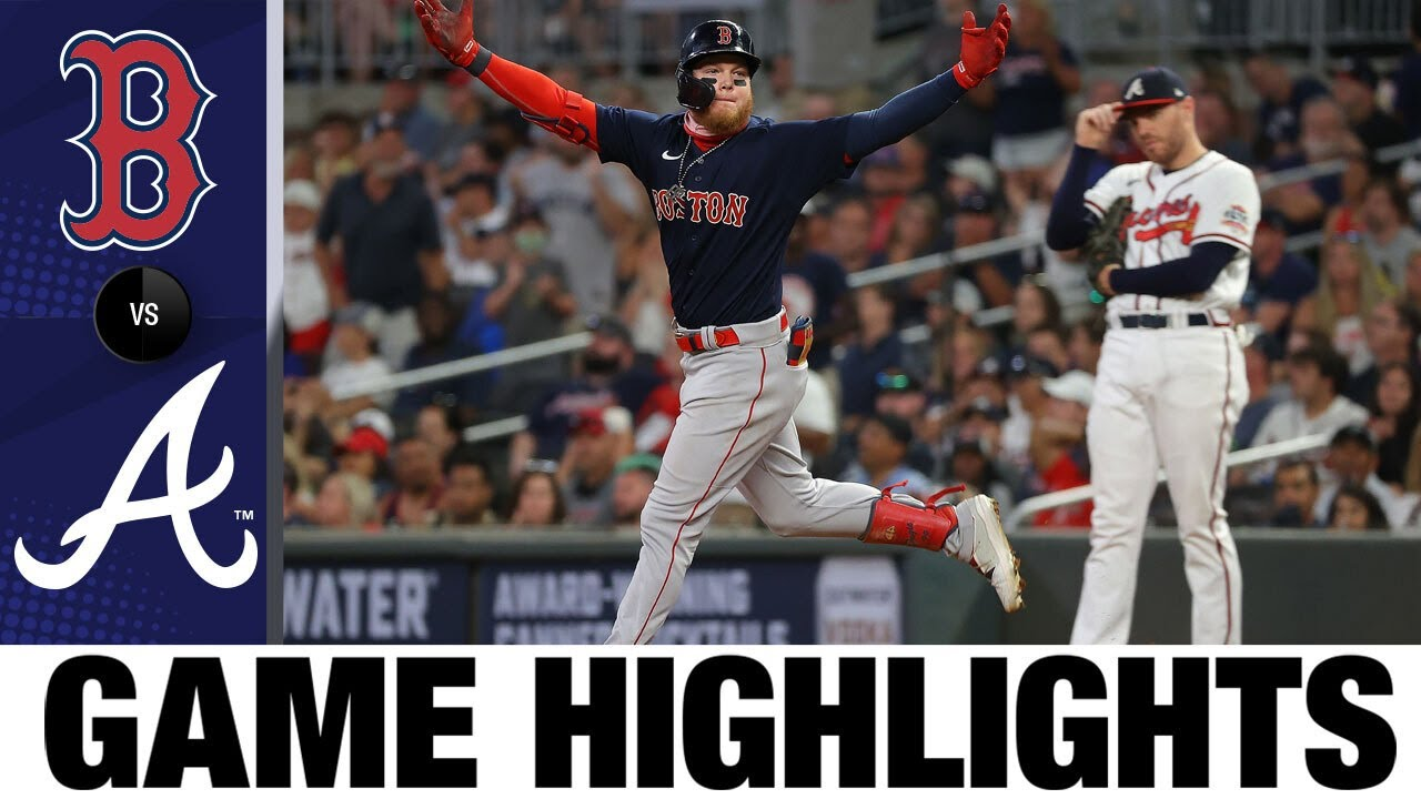 Download Red Sox vs. Braves Game Highlights (6/15/21)   MLB Highlights