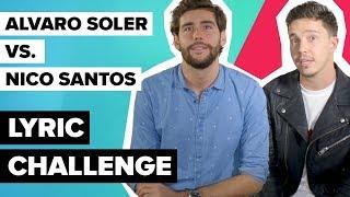 Mach mit! Erkennst du mehr Song-Lyrics als Alvaro Soler & Nico Santos   Digster Pop Stories