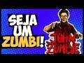 INOVADOR! SEJA um ZUMBI! Game NACIONAL! John, the ZOMBIE