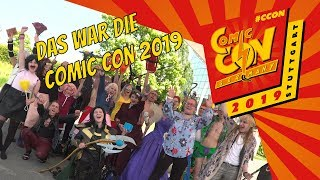 Comic Con Germany 2019 - Aftermovie (Official)