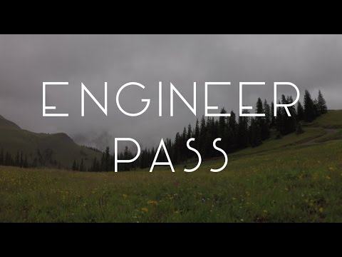 Silverton to Ouray, CO via Engineer Pass - TMWE S02 E59