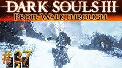 Dark Souls 3 DLC Ashes of Ariandel Profi Walkthrough | Schneefeld & Tiefen des Gemäldes