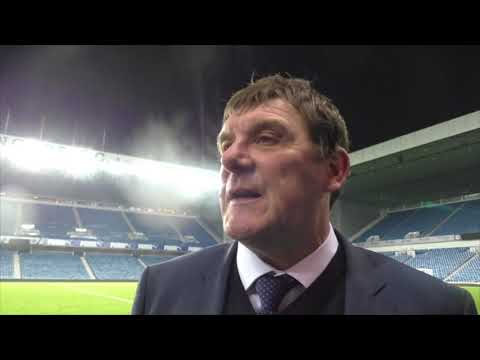 Tommy Wright | Post Match v Rangers | 16-12-17