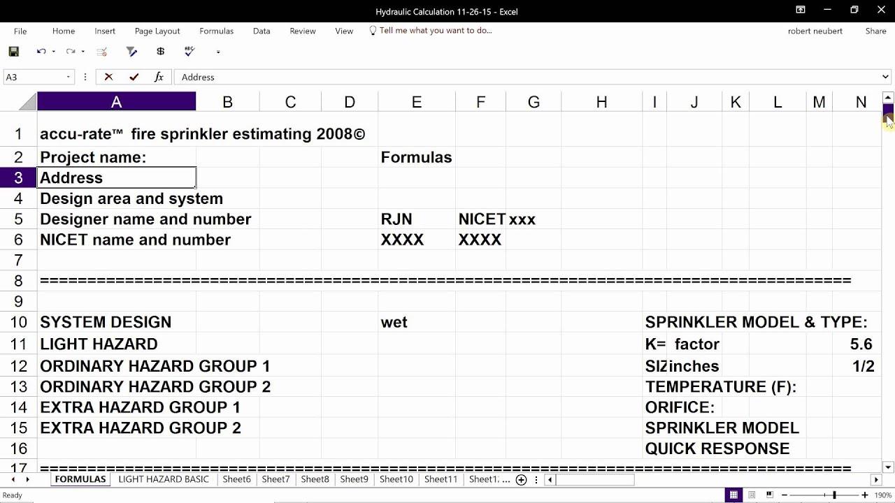 Accu Rate Hydraulic Calculation Movie 12 07 15