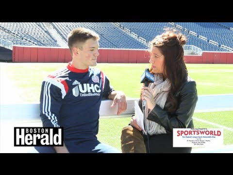 Boston Herald Talk of the Town : New England Revolution