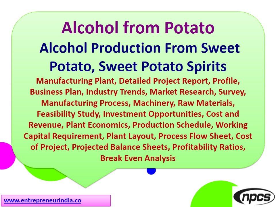 sweet potato business plan