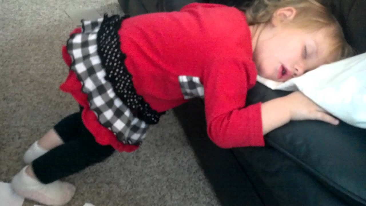 how to fall asleep while standing