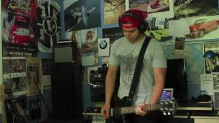 And I - Boxcar Racer - STUDIO GUITAR COVER