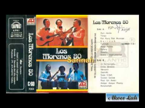 Selalu Terbayang & Sarinah - Los Morenos (Akoer Lah)