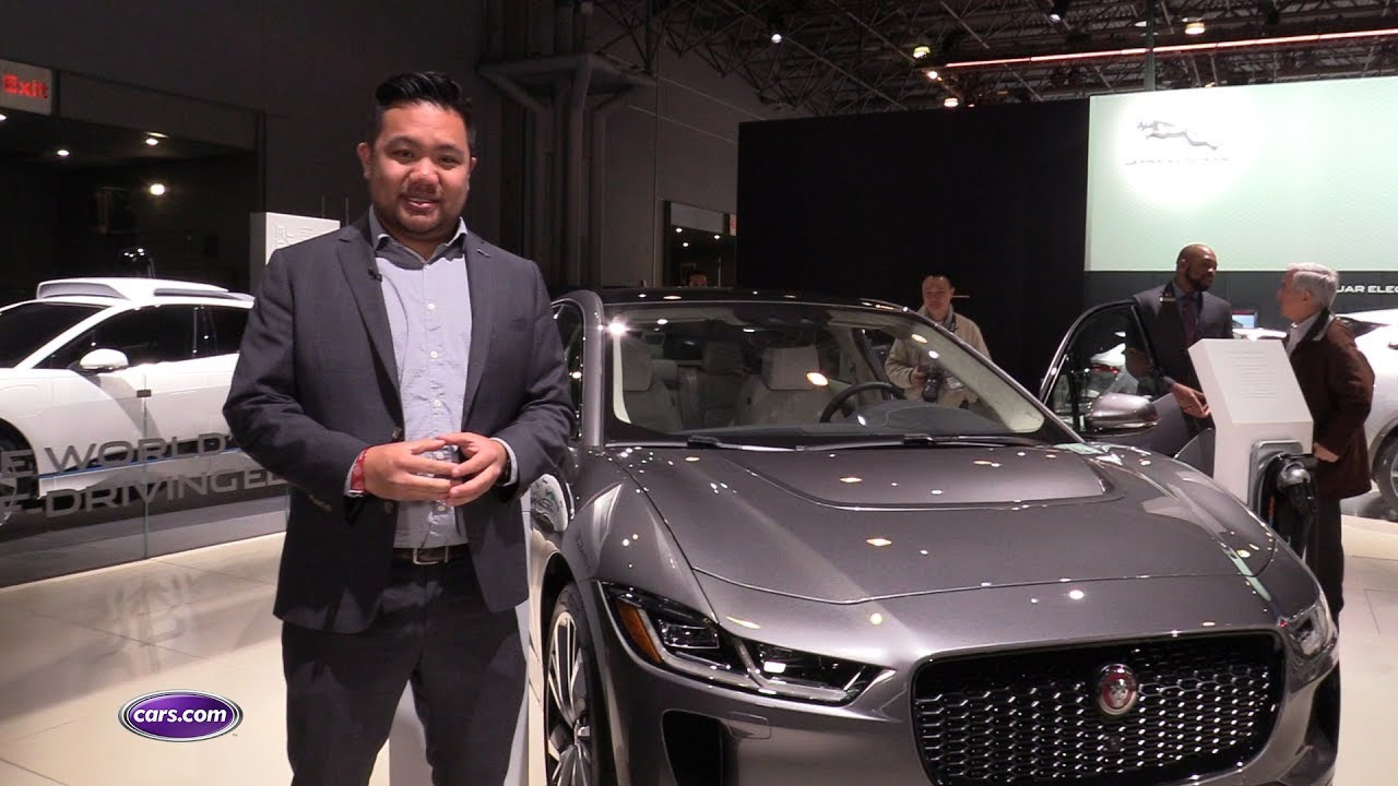 2019 Jaguar I-Pace: First Look — Cars.com - YouTube