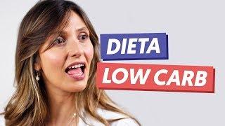 DIETA LOW CARB: VALE A PENA?