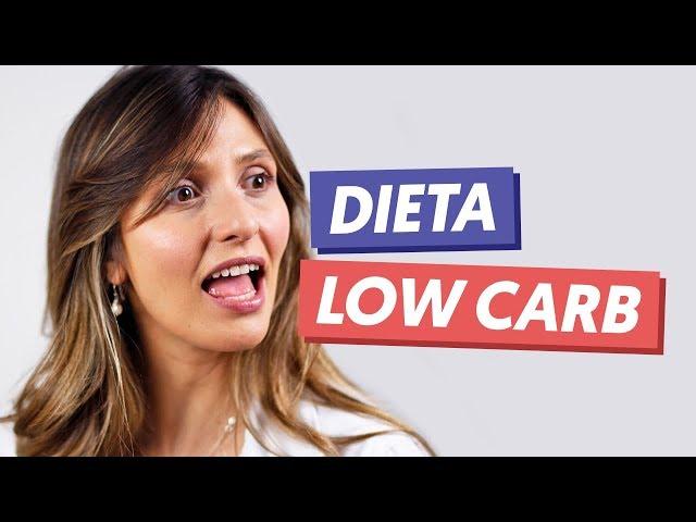 Suficiente O que comer na dieta com baixo carboidrato - Tua Saúde OD34