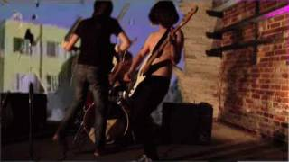 pulled apart by horses - meat balloon