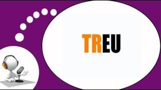 Французского видео урок = Слоги с TR #