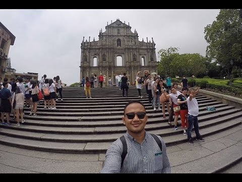 CARA KE MACAU DARI HONG KONG | HOW TO GET TO MACAU FROM HK ( PART 3 )  | TRAVEL VLOG |
