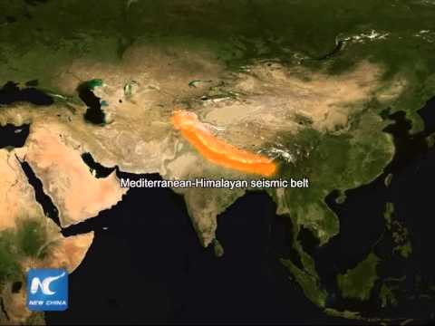 Why is Nepal prone to earthquakes?