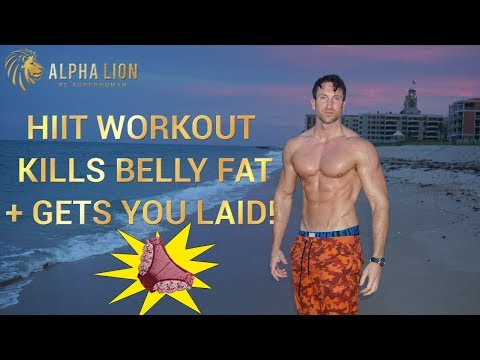 10 Minute FAT BURNING HIIT Workout | FORCE Your Belly Fat To Melt for 24 Hours AFTER