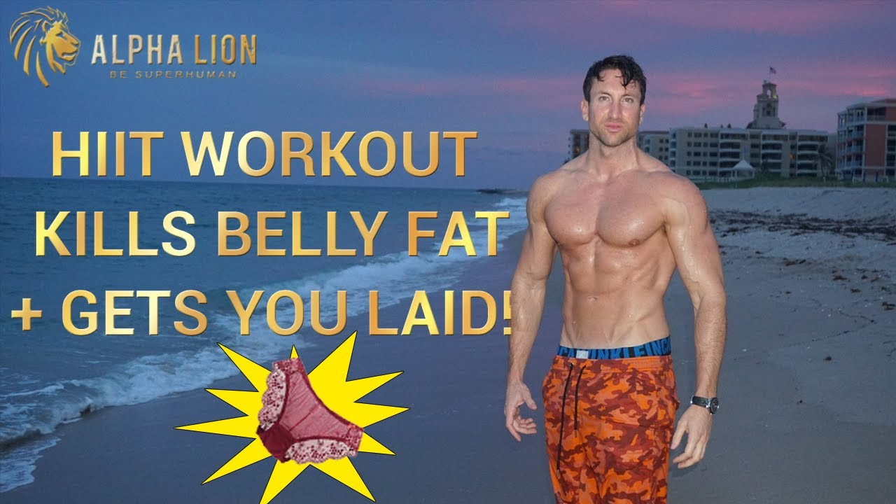 Belly fat burner hiit workout